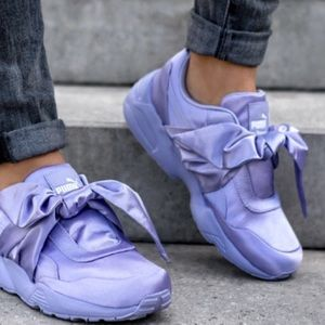Limited addition Rihanna x Puma Bow Sneakers!